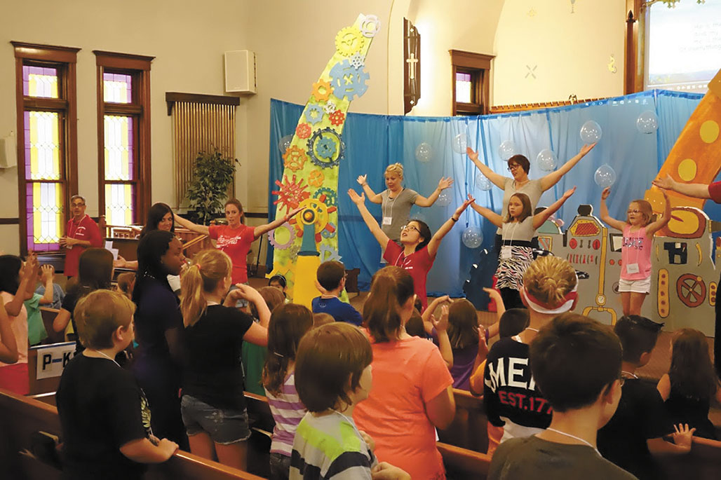 Coweta Assembly plans 2017 Vacation Bible School