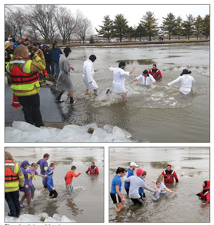 The Winnipeg Polar Plunge is Saturday